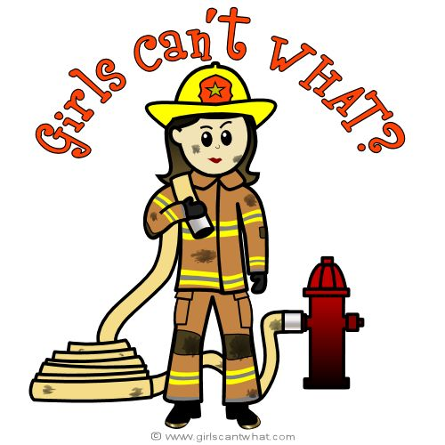 Girl firefighter clipart library Funny Firefighter Cartoon | Free download best Funny Firefighter ... library