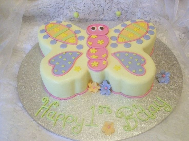 Collections Of Best First Birthday Cakes