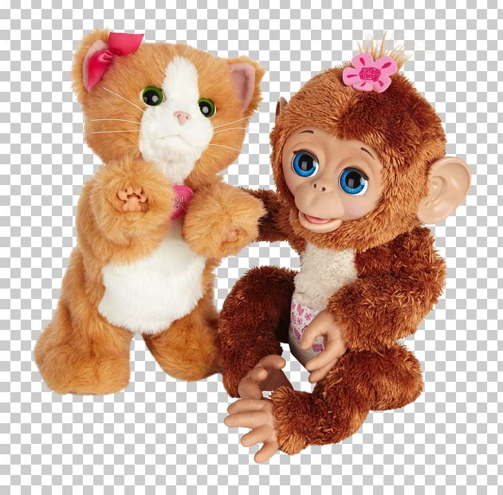 Girl friends playing with stuffed animals clipart jpg transparent Stuffed Animals & Cuddly Toys Play-Doh FurReal Friends Hasbro PNG ... jpg transparent