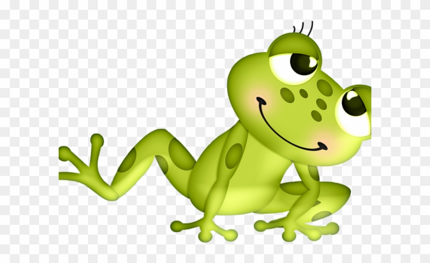 Sapo clipart svg freeuse download Green Frog Clipart Girl - Imagenes De Sapos Png Transparent Png ... svg freeuse download