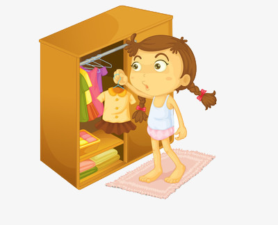 Girl getting dressed clipart clip art transparent stock Girl Dressed Png & Free Girl Dressed.png Transparent Images #20842 ... clip art transparent stock