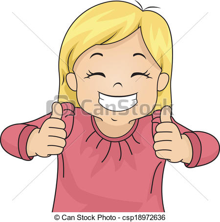 Girl giving thumbs up clipart vector free Girl thumbs up clipart - ClipartFest vector free