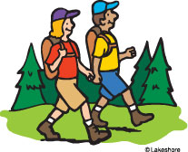 Girl hiking clipart freeuse Free Hiking Clipart, Download Free Clip Art, Free Clip Art on ... freeuse
