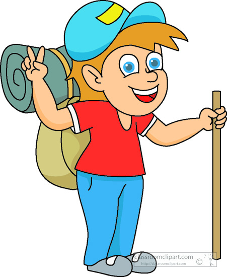 Girl hiking clipart free download The gallery for girl hiking clipart 2 image #25565 free download