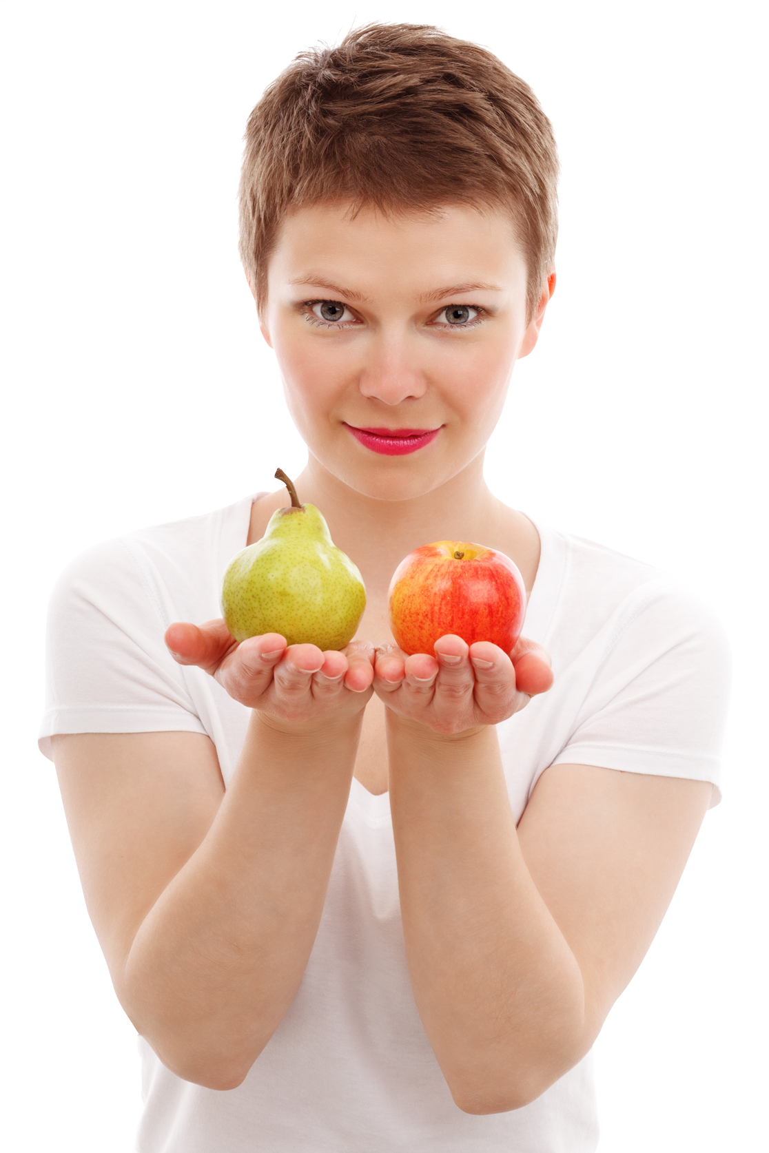 Girl holding an apple clipart png free Girl Holding tow Apples PNG Image - PurePNG | Free transparent CC0 ... png free