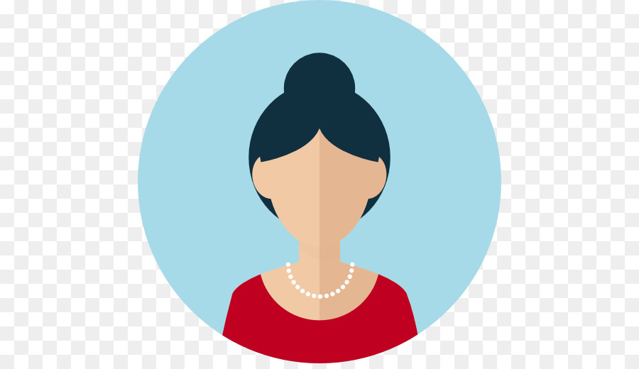 Girl icon clipart png royalty free library Woman Hair clipart - Woman, Face, Nose, transparent clip art png royalty free library