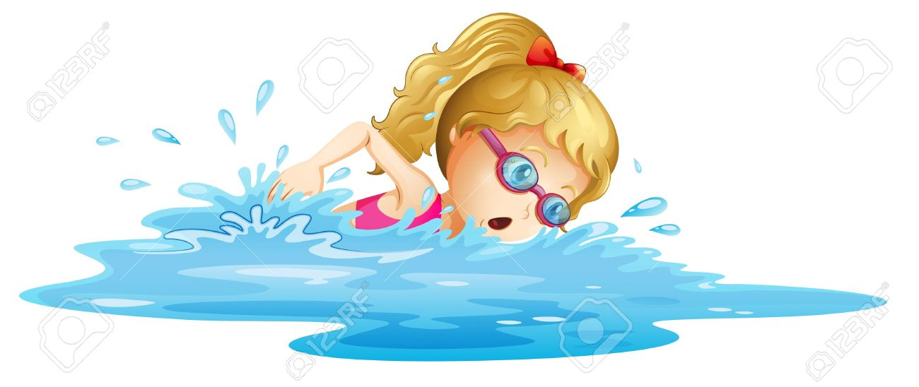 Girl in swimsuit clipart picture royalty free stock Girl Swimming Clipart | Free download best Girl Swimming Clipart on ... picture royalty free stock