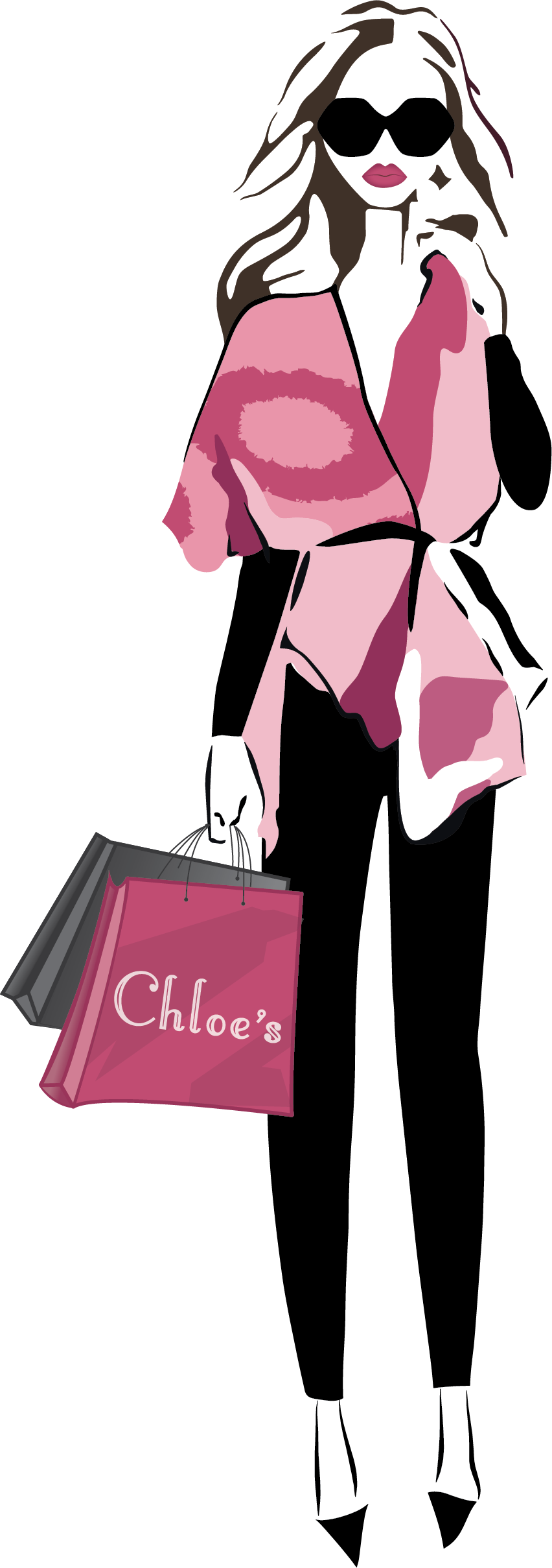 Girl leaving house clipart image library download F.A.Q. - Chloe's Adornments image library download