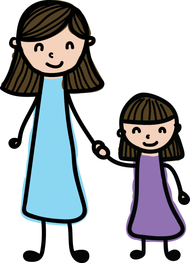 Girl leaving house clipart image free stock How college strengthened a mother-daughter bond | The Daily Illini image free stock