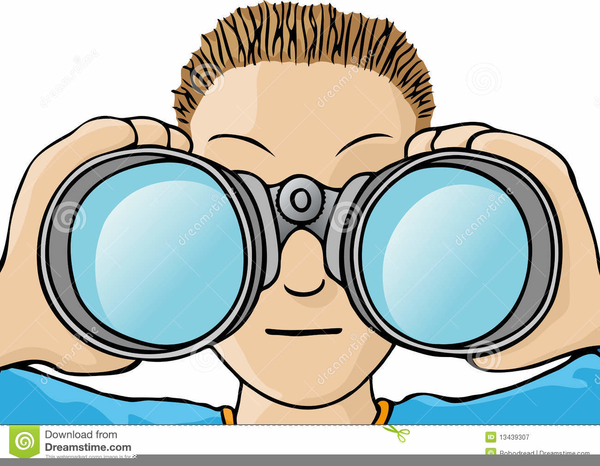 Girl looking through binoculars girl scouts clipart picture freeuse stock Binoculars clipart free download on Bankkita cliparts picture freeuse stock
