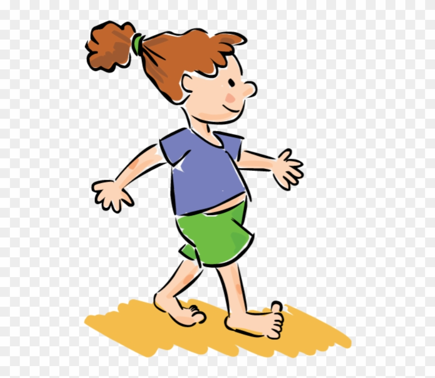 Girl looking to the right clipart jpg freeuse stock This Simply Means That You Can Eat, Sleep And Exercise - Clipart ... jpg freeuse stock
