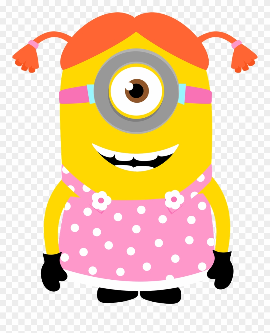 Girl minion clipart royalty free download Clip Art Library Download Despicable Me And The Minions - Minion ... royalty free download