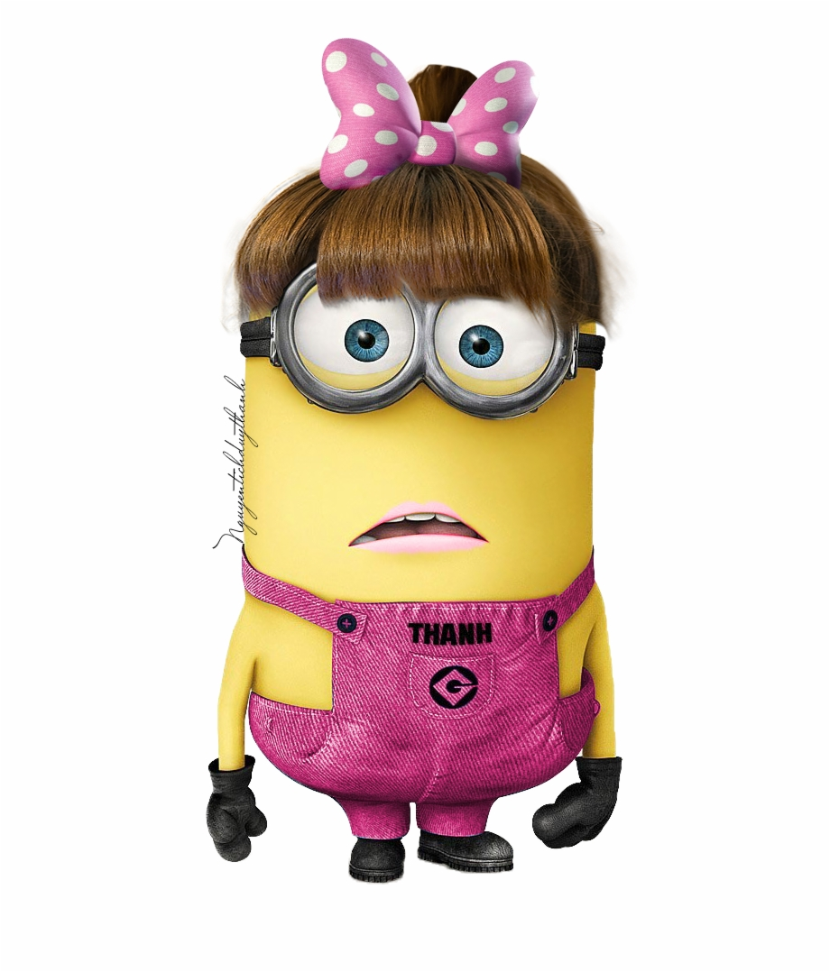 Girl minion clipart banner freeuse download Girl Minion By Duythanhdeviantart - Despicable Me Minions ... banner freeuse download