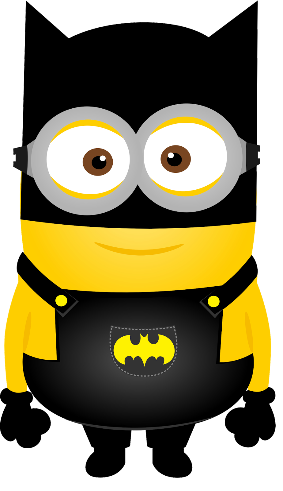 Girl minion halloween clipart image free ✿**✿*S.HEROES*✿**✿*   minions!!   Pinterest   Hero, Manualidades ... image free