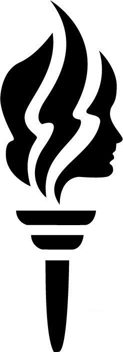 Girl on fire clipart banner free Bleach Out T-Shirt Tutorial \