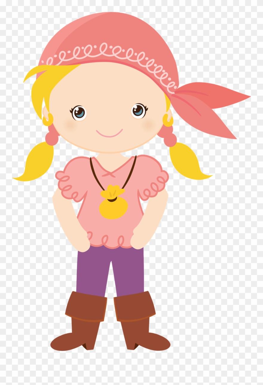 Girl pirate clipart free Pirata - Female Pirate Girl Pirate Clipart - Png Download (#1150562 ... free