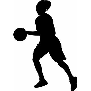 Clipart girl basketball player clip black and white library Image result for basketball clip art | VBS | Basketball clipart ... clip black and white library