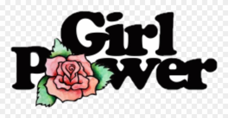 Girl power clipart banner black and white Rose Girl Power Clipart (#2163159) - PinClipart banner black and white