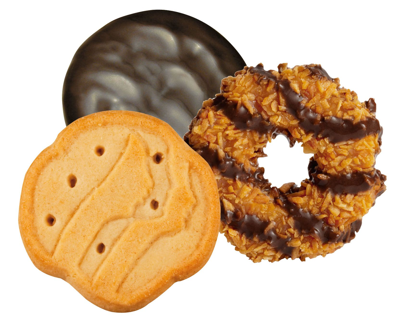 Girl scout cookies clipart clipart Girl Scout Cookies are an American favorite, but there has been much ... clipart