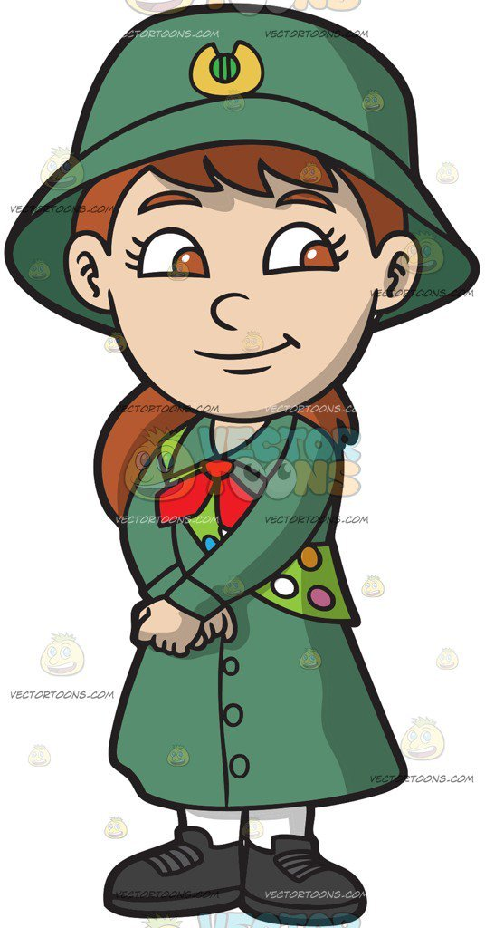 Girl scout helping clipart banner library Girl scout clipart 5 » Clipart Portal banner library