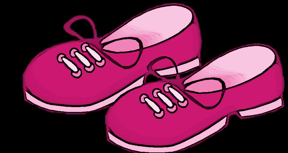 Girl shoe clipart clip royalty free stock Girl shoes clipart 1 » Clipart Station clip royalty free stock