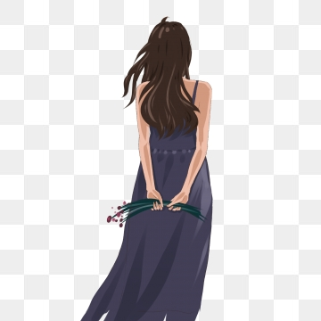 Girl Back PNG Images | Vector and PSD Files | Free Download on Pngtree graphic royalty free download