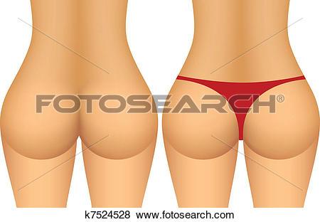 Girl showing booty clipart jpg freeuse stock Butt Clipart Royalty Free. 1,195 butt clip art vector EPS ... jpg freeuse stock