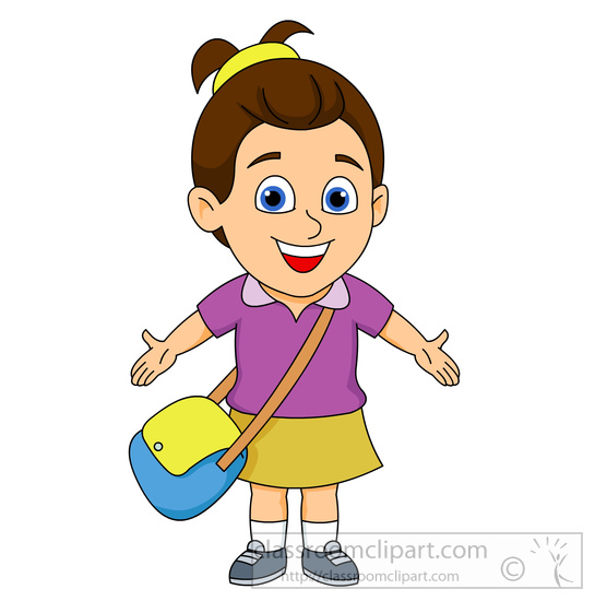 Girl showing id clipart vector transparent library Girl showing id clipart - ClipartFest vector transparent library