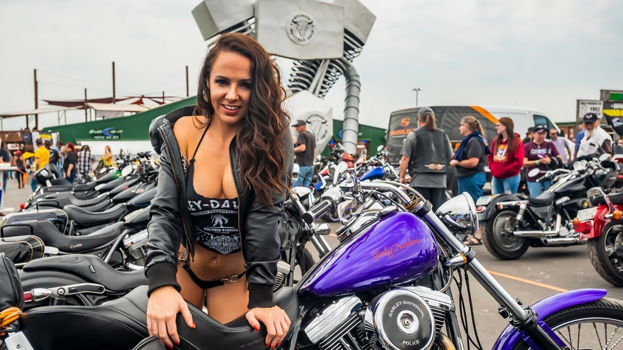 Girl sitting on back motor cycle clipart graphic freeuse Sturgis Motorcycle Events, Rides, Contests, Stunts and Exhibitions ... graphic freeuse