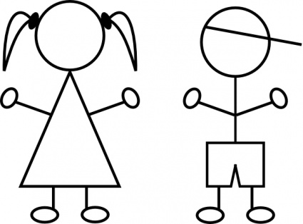 Girl stick figure clipart vector free download 93+ Girl Stick Figure Clip Art   ClipartLook vector free download
