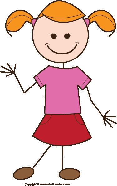 Girl stick figure clipart clip art library library Girl stick figure clipart 4 » Clipart Station clip art library library