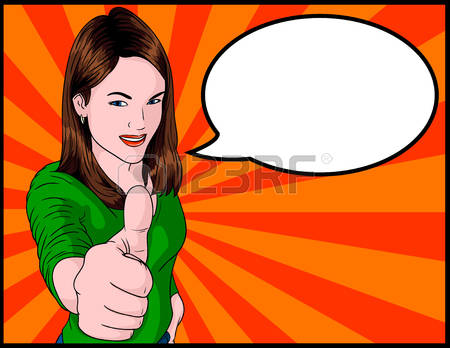 Girl thumbs up clipart graphic freeuse 2,874 Woman Thumbs Up Stock Vector Illustration And Royalty Free ... graphic freeuse