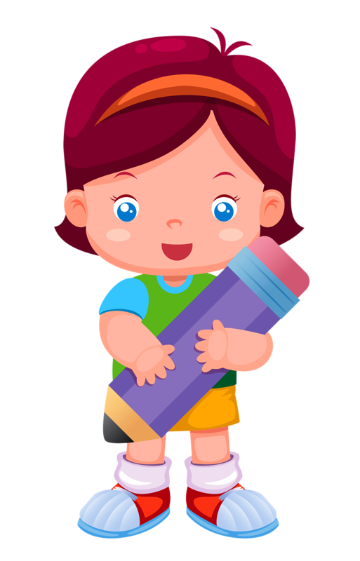 Girl walking to school clipart graphic library stock 5.png | Pinterest | Clip art, School and Clip art school graphic library stock
