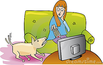 Girl watching tv clipart vector transparent stock Free Tv Bed Cliparts, Download Free Clip Art, Free Clip Art on ... vector transparent stock