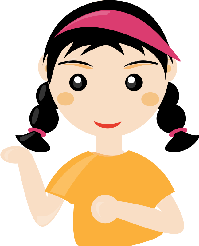 Girl with book clipart public domain jpg library download clipart student png - Recherche Google | clipart / frame doodle ... jpg library download