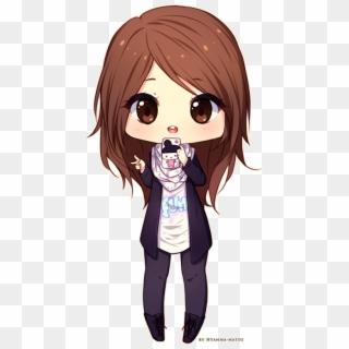 Girl with brown hair and brown eyes clipart image royalty free Brown Hair PNG Images, Free Transparent Image Download - Pngix image royalty free