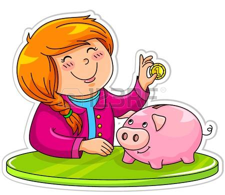 Girl with empty piggy bank clipart clip transparent stock 32,889 Piggy Bank Cliparts, Stock Vector And Royalty Free Piggy ... clip transparent stock