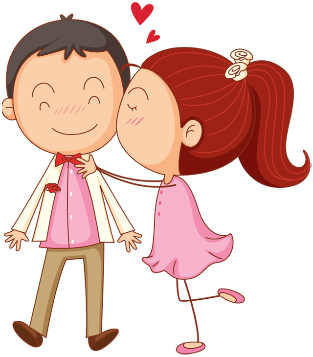 Heart girl clipart clip royalty free download Резултат с изображение за couple clipart | Transparent Decoration ... clip royalty free download