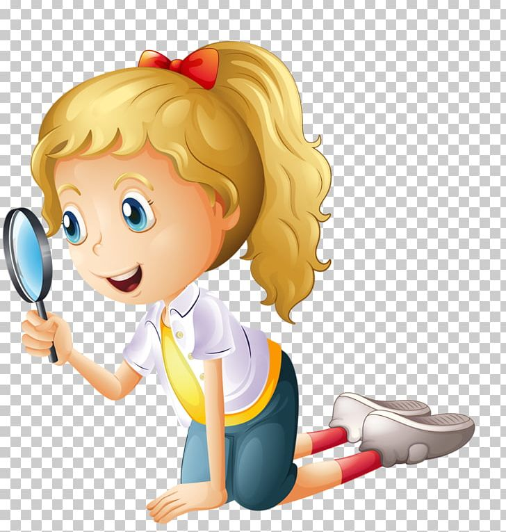 Girl with magnifying glass clipart image download Stock Photography Magnifying Glass PNG, Clipart, Broken Glass ... image download