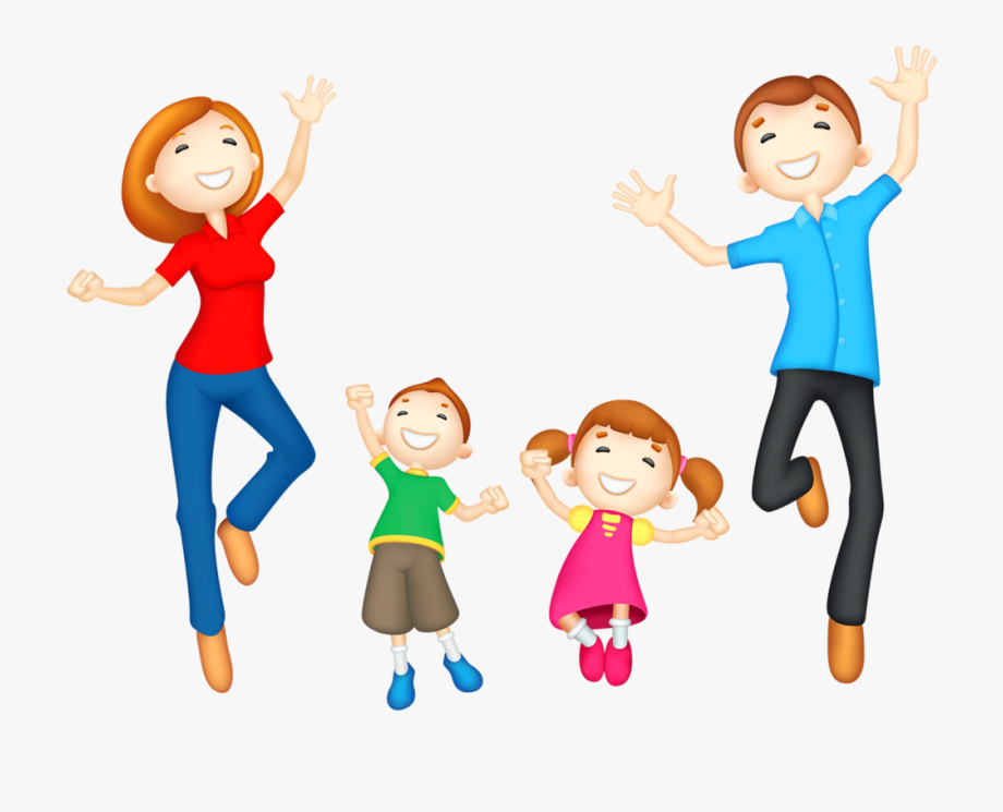 Girl with mom and dad clipart vector library download Cozy Inspiration Mom And Dad Clipart Pokemon Coloring - Happy Mom ... vector library download