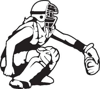 Girlcatcher clipart png stock Girl Softball Clipart | Free download best Girl Softball Clipart on ... png stock