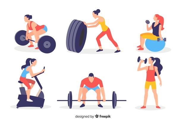 Weight lifting clipart no copyright graphic library Gym Vectors, Photos and PSD files | Free Download graphic library