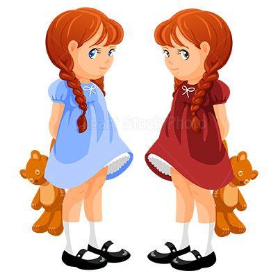 Girls clipart images graphic transparent Cute Girl Clip Art with | Cheryl\'s Clipart | Girls clips ... graphic transparent