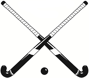 Pictures of hockey sticks clipart clip art freeuse Crossed Field Hockey Sticks - ClipArt Best | bats | Field hockey ... clip art freeuse