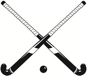 Field hockey and ice hockey stick clipart clip download Crossed Field Hockey Sticks - ClipArt Best | bats | Field hockey ... clip download