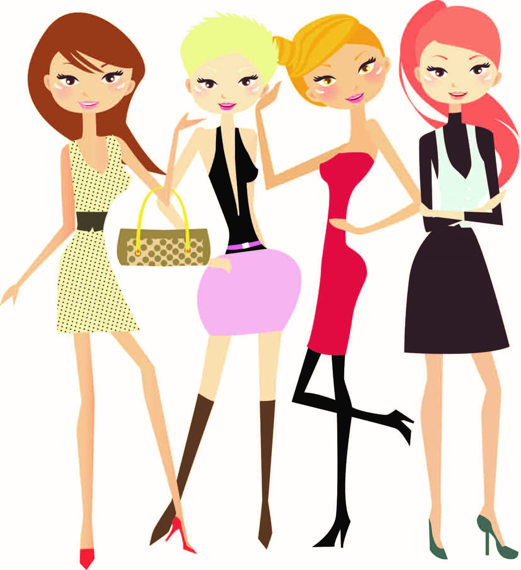 Single ladies clipart png free stock Free Ladies Nite Cliparts, Download Free Clip Art, Free Clip Art on ... png free stock