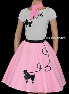 Girls in poodle skirts and rollerskates clipart graphic black and white stock 25 Best poodle skirts images in 2017 | 50s costume, Poodle, Poodle ... graphic black and white stock