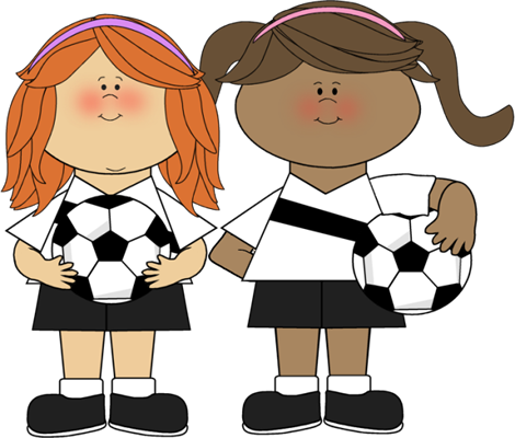 Girls playing soccer clipart jpg free Free Girls Soccer Cliparts, Download Free Clip Art, Free Clip Art on ... jpg free