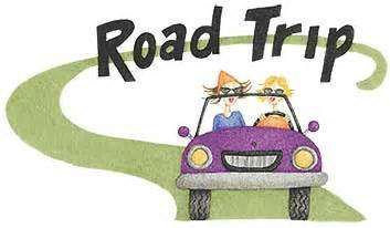 Girls road trip clipart picture black and white girls road trip clip art | Cards | Road trip, Clip art, Car travel picture black and white