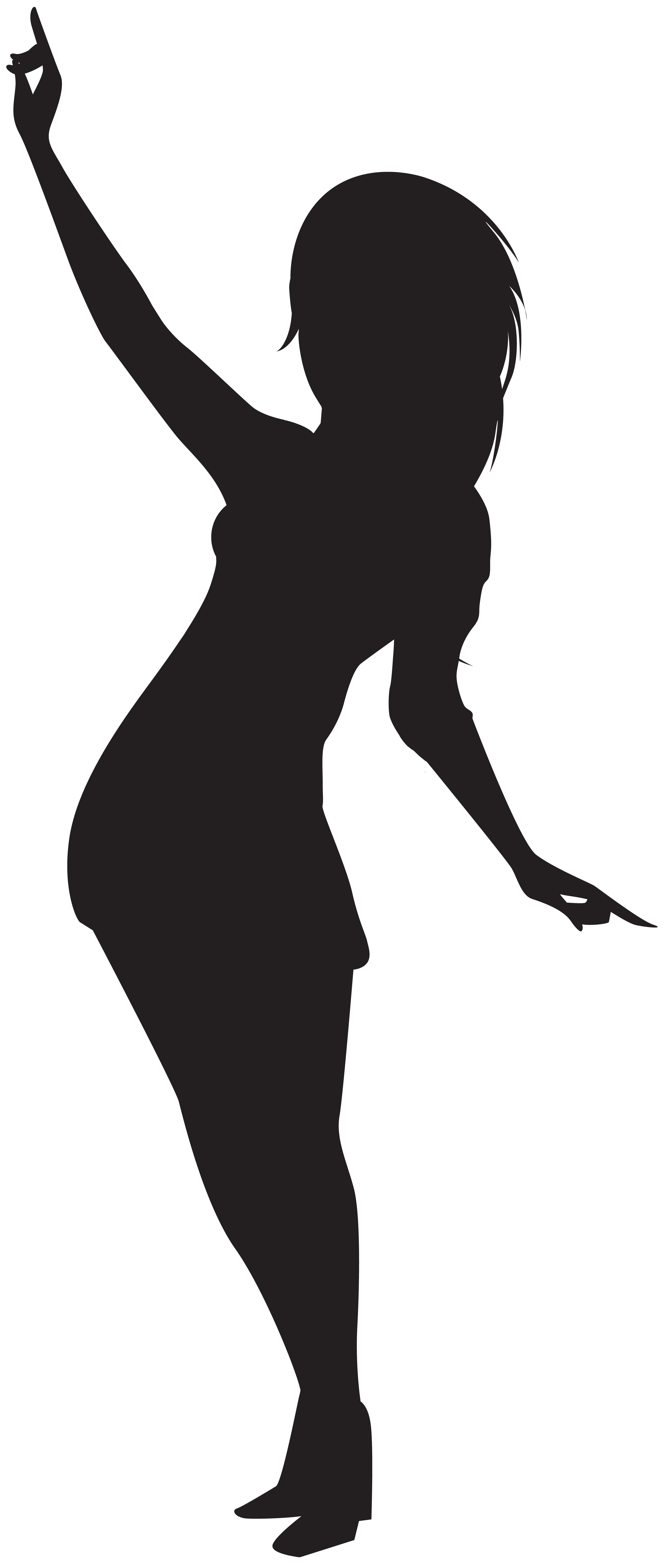 Girls silhouette clipart png free library Girl Silhouette Clipart | Free download best Girl Silhouette Clipart ... png free library